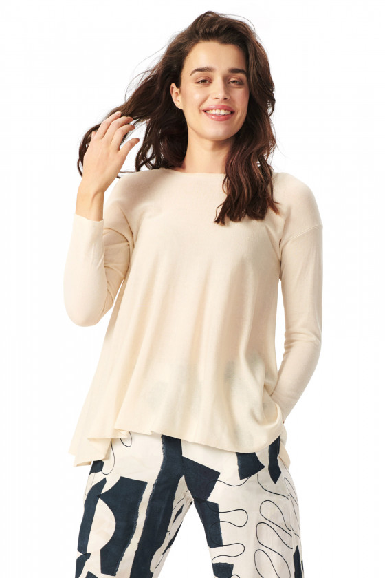 LUXOR KNIT BLUSE