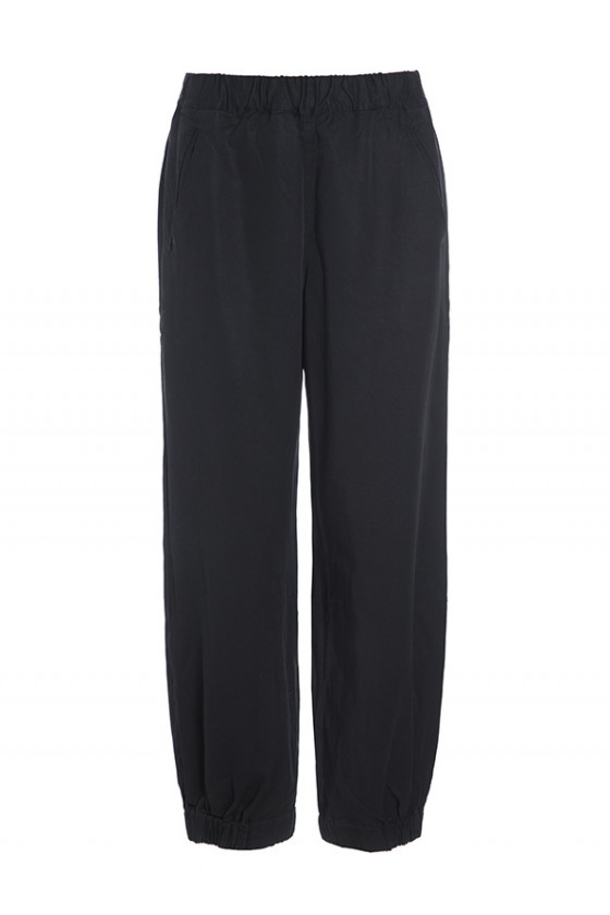 TWILLY ELASTIC PANTS